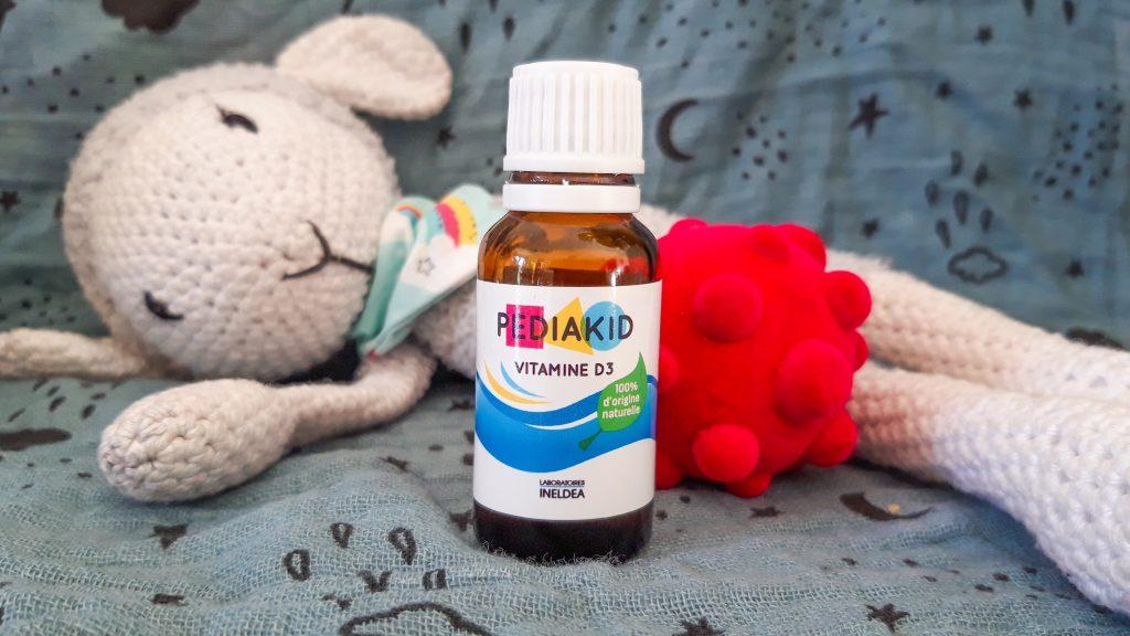 pédiakid vitamine D pour bébé