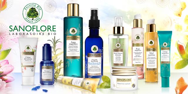 cosmétique éthique sanoflore